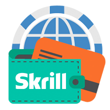 Real money deposits and withdrawals with Skrill