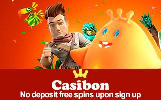 Casibon Casino no deposit bonus