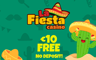 La Fiesta Casino 10 Free Money On Sign Up With No Deposit Bonus Code
