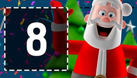 Christmas Calendar of promotions at online casinos: offers for December 8, 2017