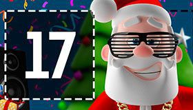 Christmas Calendar of promotions at online casinos: offers for December 17, 2017