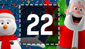 Christmas Calendar of promotions at online casinos: offers for December 22, 2017