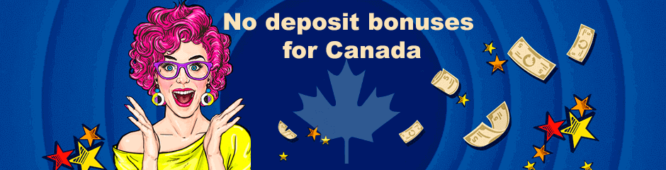 Online casino no deposit bonus keep what you win Canada