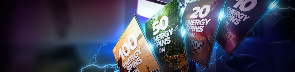 Energy Casino no deposit free spins