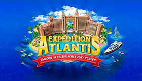 The expedition to Atlantis with Bitstarz Casino