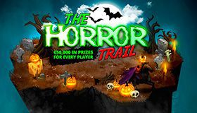 Walk down The Horror Trail at BitStarz to win €50,000 and a trip for two to Bali!
